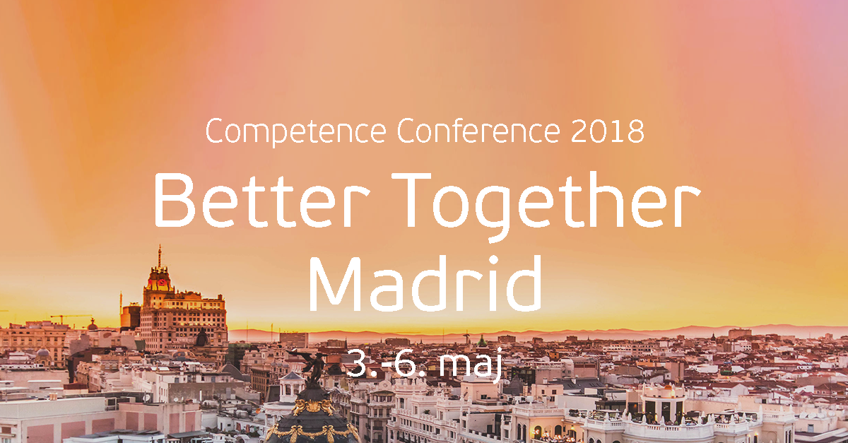 Visma Consulting Competence Conference 2018