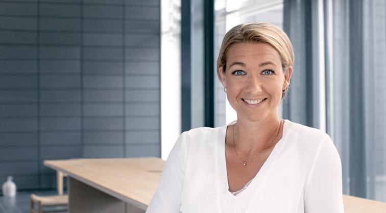 Monika Juul Henriksen, CEO Visma Enterprise