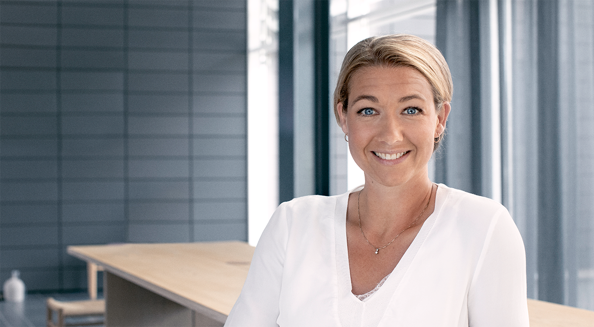 Monika Juul Henriksen, CEO Visma Enterprise