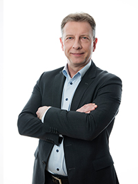 Lars Eberhardt, senior manager, salg & marketing