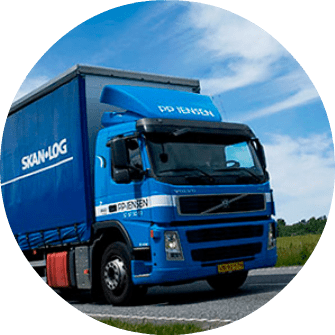 Visma Business transport