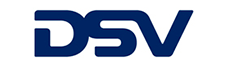 DSV transport og logistik logo